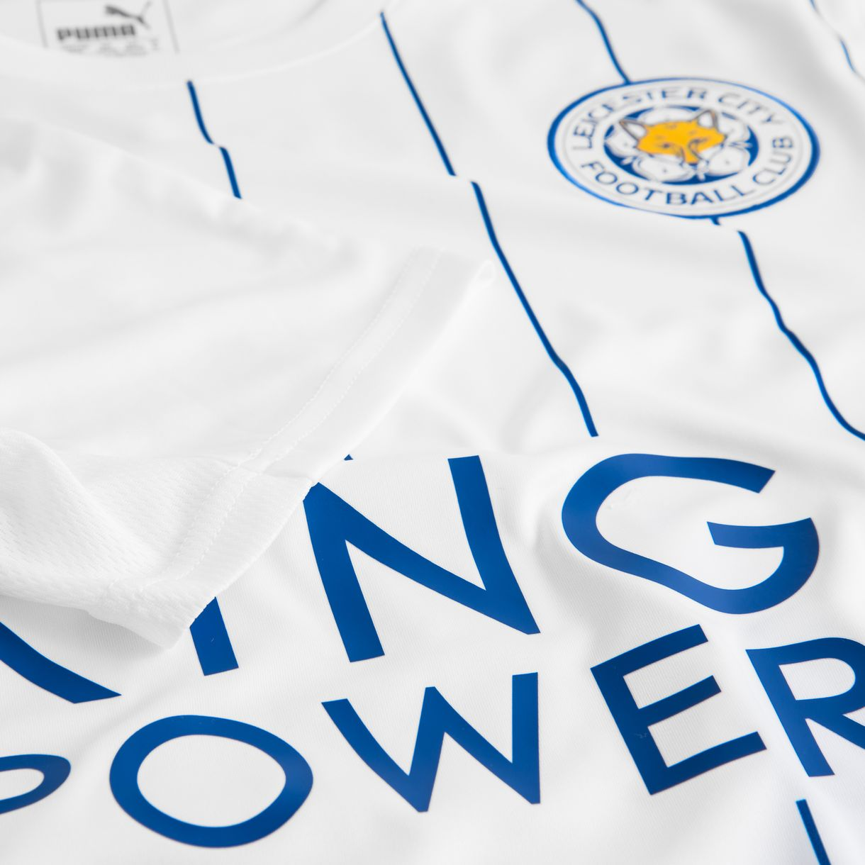 Design your own t-shirt leicester - 2016 2017 Leicester City Puma Third Football Shirt Kids K1814021zr Uksoccershop