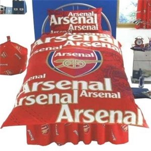 Arsenal FC Single Duvet Cover