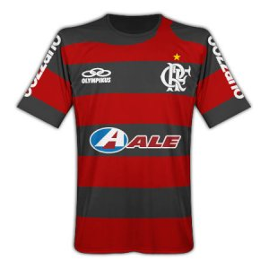2010-11 Flamengo Home Shirt