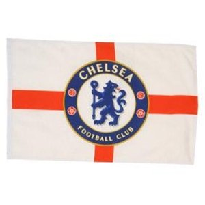 Chelsea FC Club Country Flag