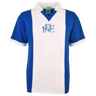 Birmingham City 1975-1976 Retro Football Shirt