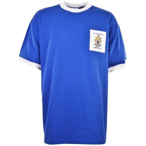 Wimbledon 1963 Amateur Cup Final Retro Football Shirt