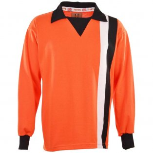 Luton Town 1970s Retro Football Shirt