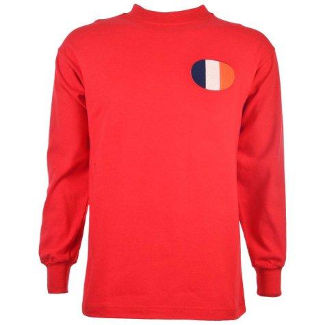 Leyton Orient 1960s Retro Football Shirt