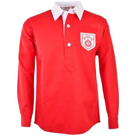 Third Lanark 1950-1957 Retro Football shirt