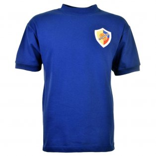 Colombia 1962 World Cup Retro Football Shirt