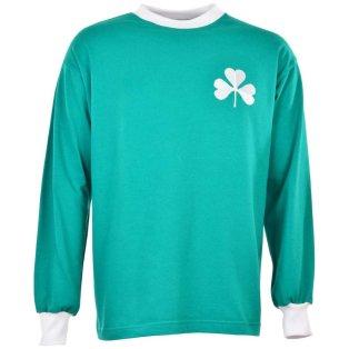Panathinaikos 1970s Retro Football Shirt