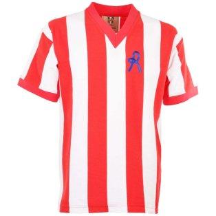 Vicenza 1960s Retro Football Shirt