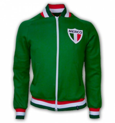 Mexico 1970's Retro Jacket polyester / cotton