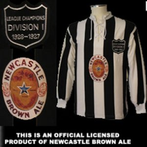 Newcastle Brown Ale 80 Year Celebration Shirt