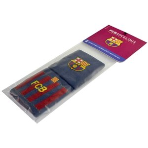 Barcelona 2PK Wristband (Blue)