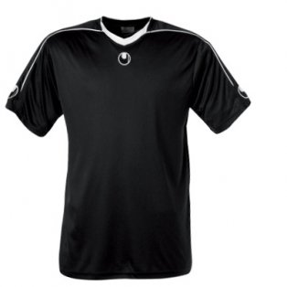 Uhlsport Stream II SS Shirt (black-white)