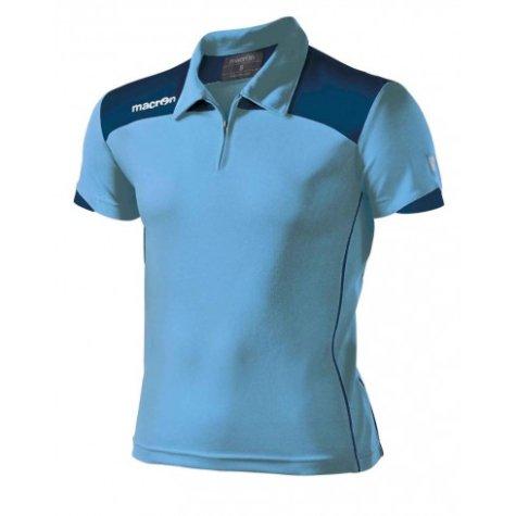 Macron Logan Polo Shirt (sky blue)