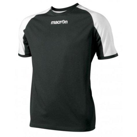 Macron Amber T-Shirt (black)