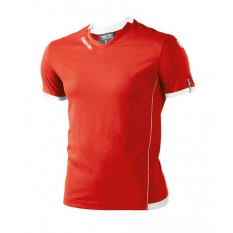 Macron Aral T-Shirt (red)