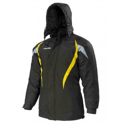 Macron Squire Jacket (black-yellow)