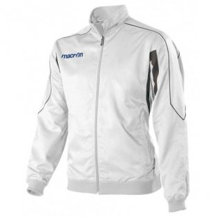 Macron Safon Tracksuit Jacket (white)