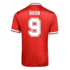 Score Draw Liverpool 1982 Home Shirt (Rush 9)