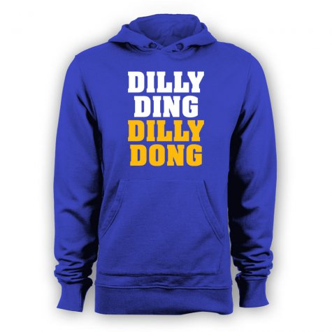 Leicester City Dilly Ding Dilly Dong Hoody (Blue)