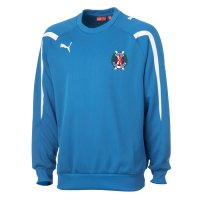 2012-13 Hawick Royal Albert Sweatshirt (Blue)