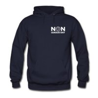 Non-League Day Hooded Sweat Top (Navy)