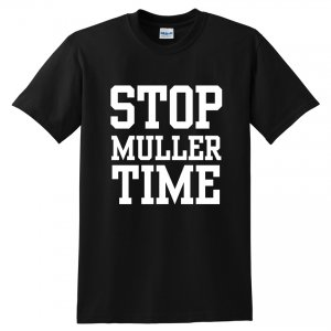 Germany Muller Time T-Shirt (Black)