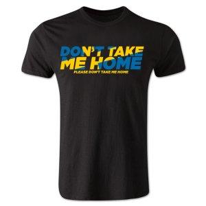Dont Take Me Home - Sweden T-Shirt (Black) - Kids