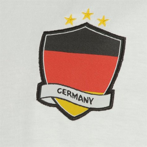 Germany 2014 FIFA Core Tee (White) - Kids
