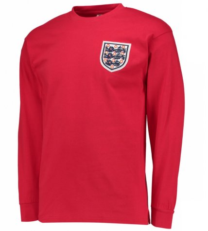 Score Draw England 1966 Away No6 Shirt
