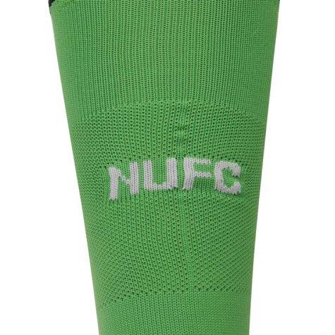 2016-2017 Newcastle Home Goalkeeper Socks (Green)