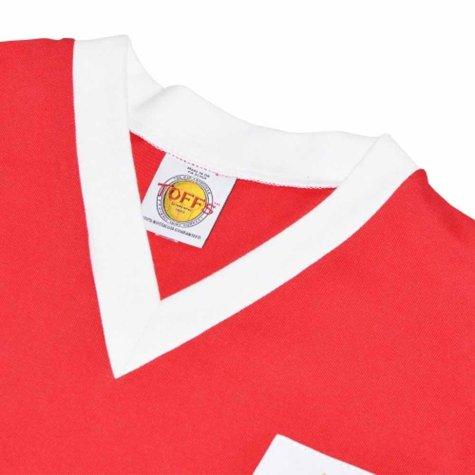 Rotherham United 1959-1960 Retro Football Shirt