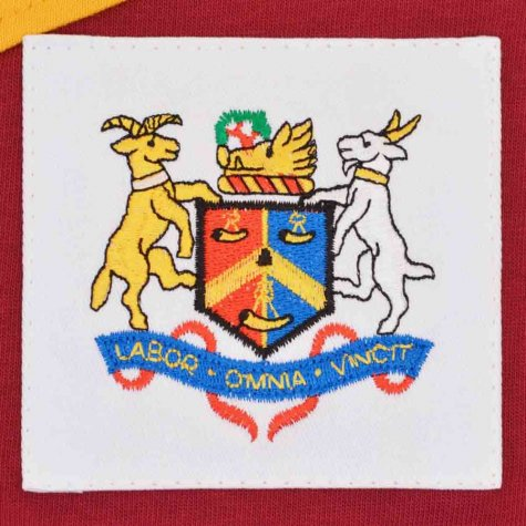 Bradford City 1909-1915 Retro Football Shirt