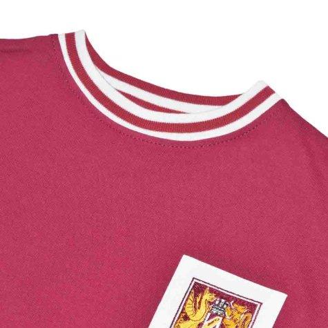 Northampton Town 1964-1967 Retro Football Shirt