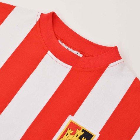 Exeter City 1972-1973 Retro Football Shirt