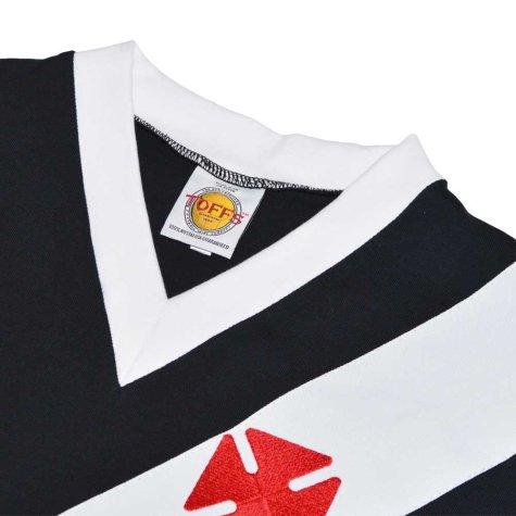 Vasco de Gama Away Retro Football Shirt
