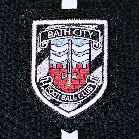 Bath City 1960s Retro Football Shirt