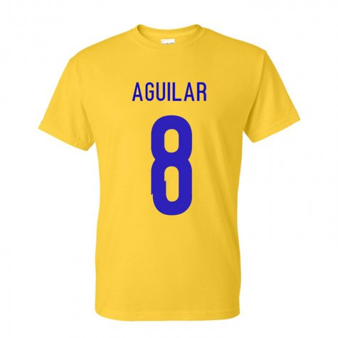 Aguilar Colombia Hero T-shirt (yellow)