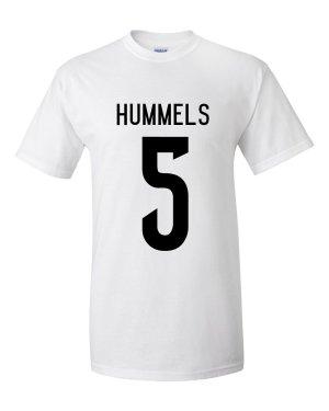 Mats Hummels Germany Hero T-shirt (white)