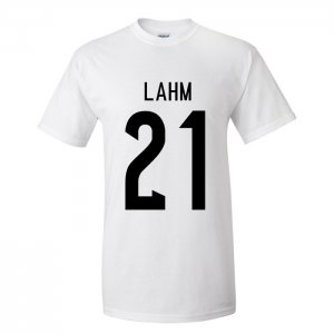 Philipp Lahm Germany Hero T-shirt (white)