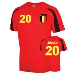 Belgium Sports Training Jersey (kompany 4)