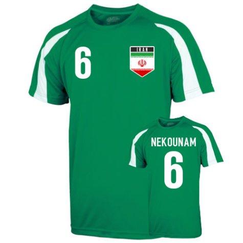 Iran Sports Training Jersey (nekounam 6) - Kids