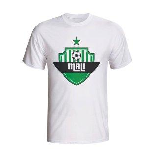 Mali Country Logo T-shirt (white) - Kids