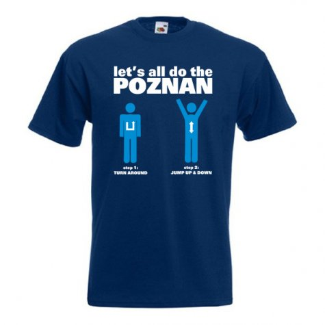2012 Manchester City Poznan T-Shirt (Black)