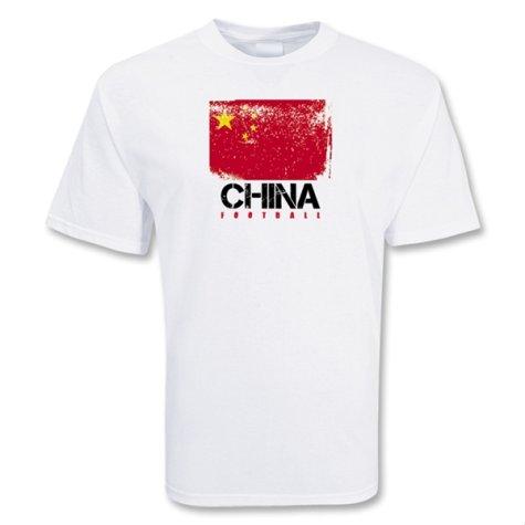 China Football T-shirt