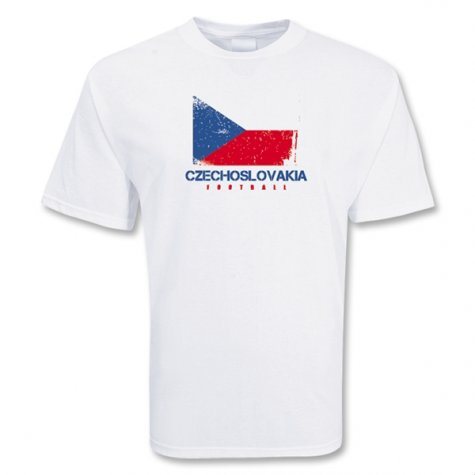 Czech Republic Football T-shirt