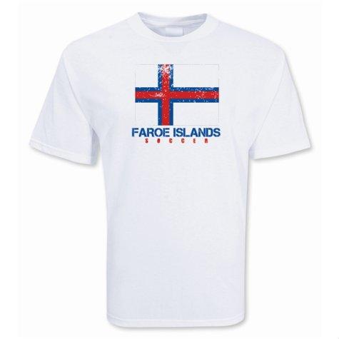 Faroe Islands Soccer T-shirt
