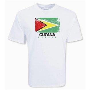 Guyana Soccer T-shirt