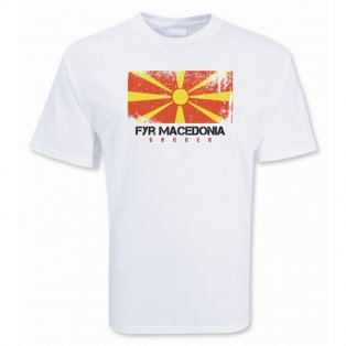 Macedonia Soccer T-shirt