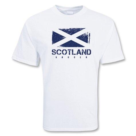 Scotland Soccer T-shirt