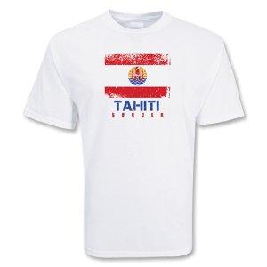 Tahiti Soccer T-shirt